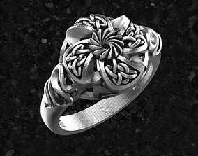 3D print model Celtic-ring2