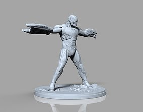 3D print model Iron Man MK50