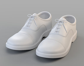 Cartoon Clasic Oxford Shoes 3D
