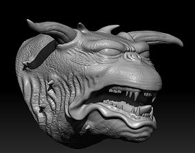 Zuul The Gatekeeper 3D printable model
