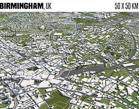 3D Birmingham UK
