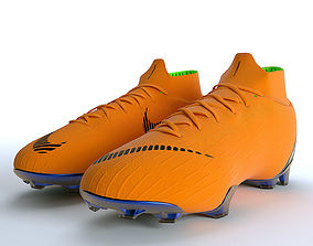 3D Nike Mercurial Superfly 360 Elite PBR