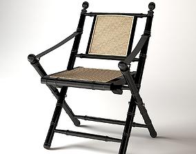 3D Folding Chair Bolsena Eichholtz