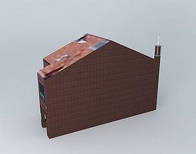 3D model 10 Av De Madrid Logroño