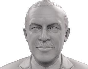 3D print model Recep Tayyip Erdogan