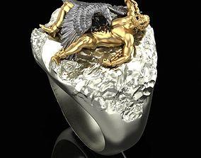3D print model Prometheus Ring