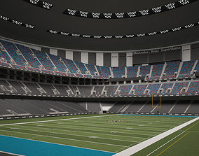 Mercedes-Benz Superdome 3D model
