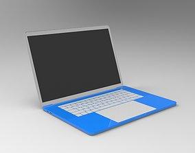 Apple MacBook Pro 15 Touch Bar 3D model