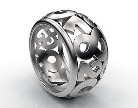 Ring Digital 3D print model