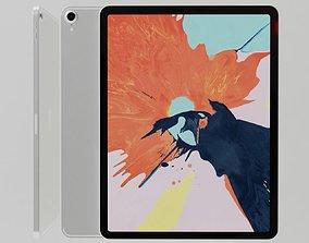 iPad Pro 2018 3D model