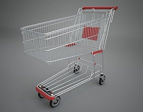 Shopping Cart 3D cart