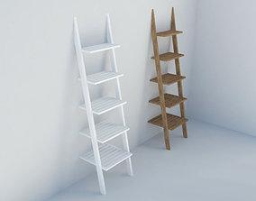 Ladder shelf 3D