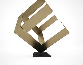 Cubic Sculpture 3D