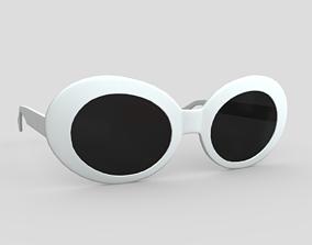 Sunglasses 3D asset realtime PBR kurt