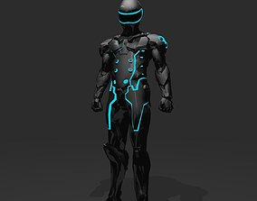 3D My superhero Mathveus Ultra costume