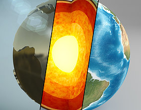 Planet Earth collection 1 3D