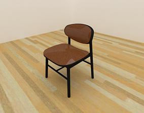 Chair interior living 3D model