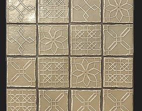 Ceramic Tiles 3D
