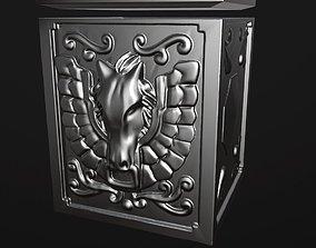 3D printable model Cloth Armor Box - Pegasus