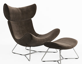 Imola chair Boconcept 3D