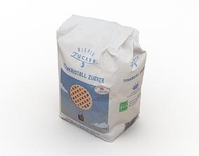 3D model Pack of Sugar