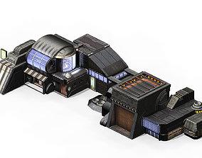 Titan-Small Base Bar - Repair Shop 3D model