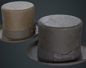 Top Hat 2B 3D model