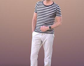 3D model Lars 10432 - Standing Casual Man