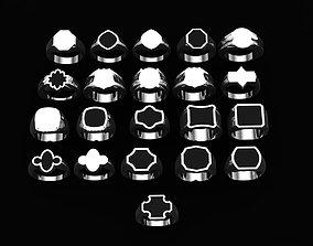 mens-jewelry Men ring 21 model