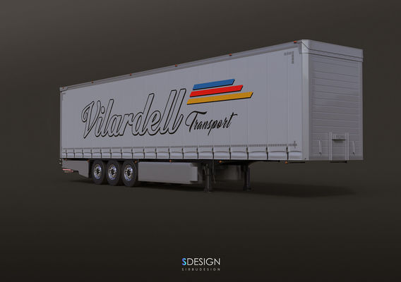 Trailer design and rendering