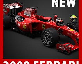 racing 3D F1 2009 Ferrari F60
