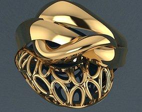 Ring1 sterling 3D printable model