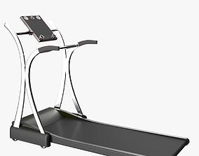 Treadmill concept 3D