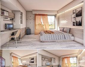 3dnikmodels Bedroom 16