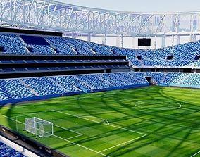 3D model Nizhny Novgorod Stadium - Russia