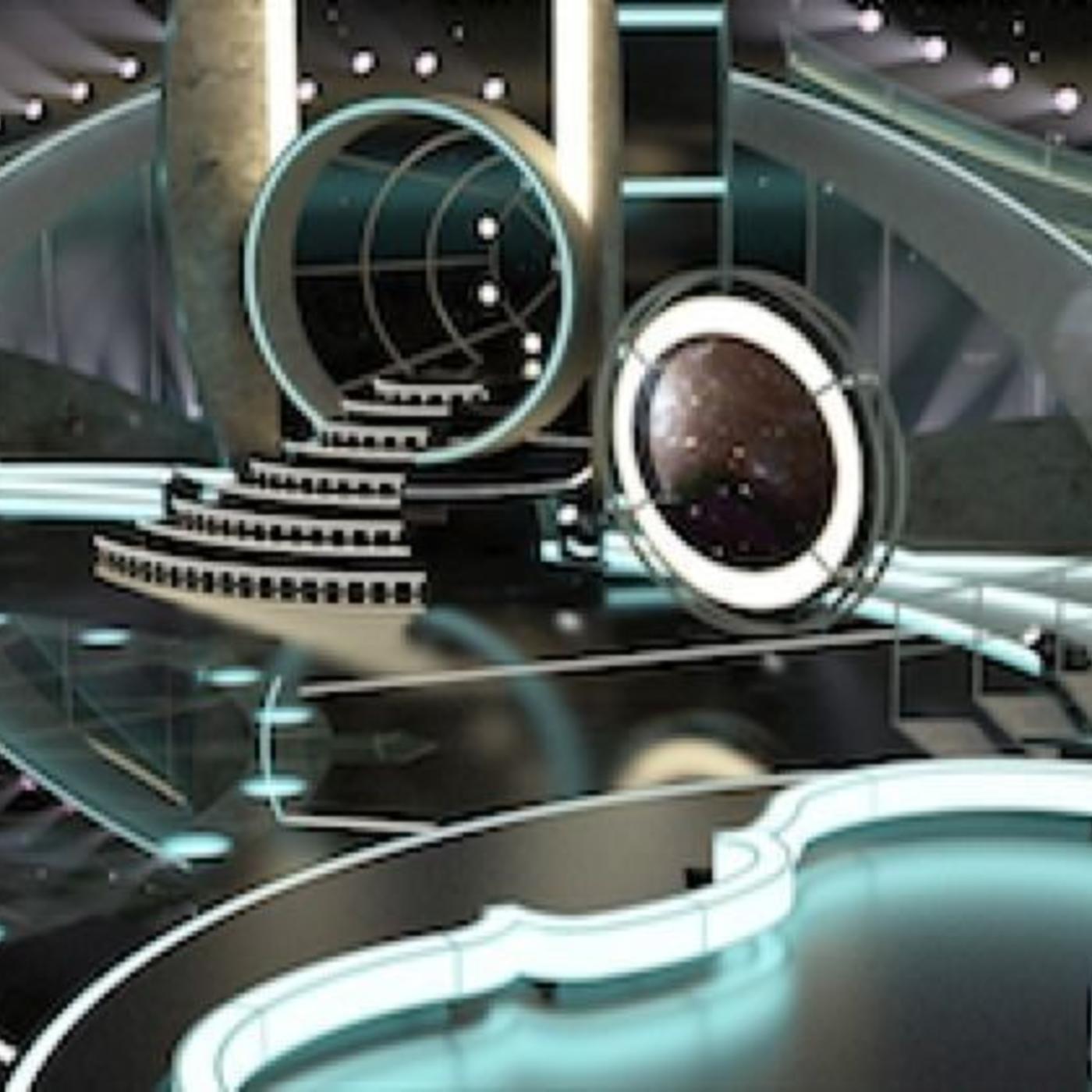 Virtual TV Entertainment Set 1