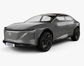 Nissan IMs 2019 3D