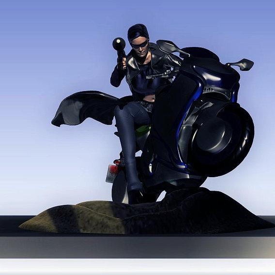 Trinity ride Matrix
