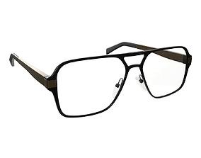 Glasses 02 3D