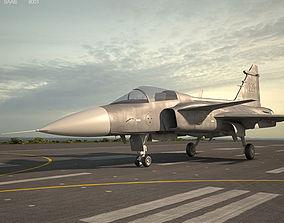 Saab JAS 39 Gripen 3D