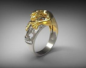 Pantera Ring 3D print model