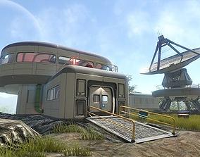 3D Scifi Base Vol 1 realtime