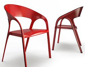 3D model Plastic Chair Gossip