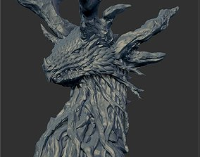 Dragonbust 4 3D printable model