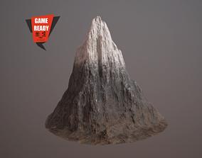 Mountain PBR GameReady 3D asset