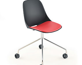 Cerantola Quick Office Chair 3D model