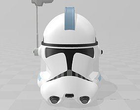 Star Wars Arc Clone Trooper Fives Phase 3D print model 1