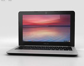 3D Asus Chromebook C200