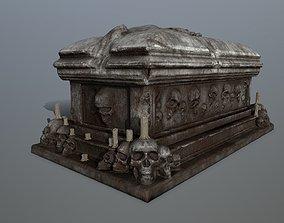 tomb 1 3D asset