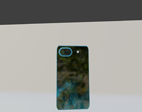 Phone 3D Model smartphone